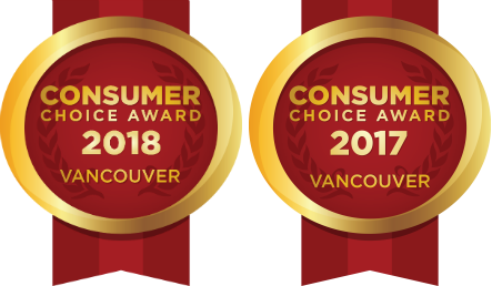 Consumer Choice Award 2017 & 2018
