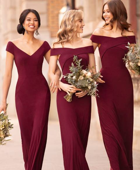 Bridesmaid dresses gallery